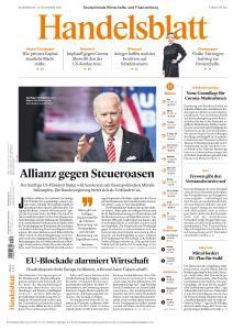 Handelsblatt - 19 November 2020