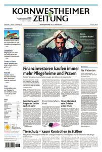 Kornwestheimer Zeitung - 16. Februar 2019