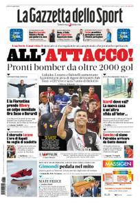 La Gazzetta dello Sport Roma – 21 agosto 2019