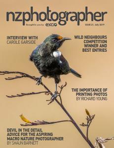 NZPhotographer - July 2019
