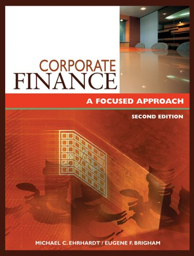 Corporate Finance : A Focused Approach(Second Edition)