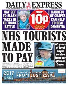 Daily Express - 6 February 2017