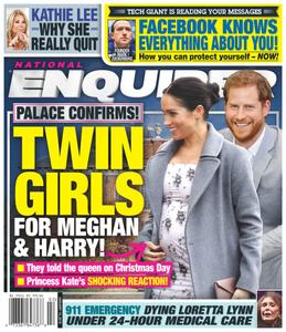 National Enquirer – January 14, 2019
