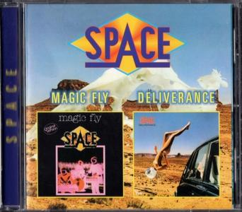 Space - Magic Fly / Deliverance (1977) {2000, 2 Albums on 1CD}
