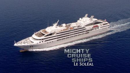 Discovery Ch. - Mighty Cruise Ships: Le Soleal (2014)