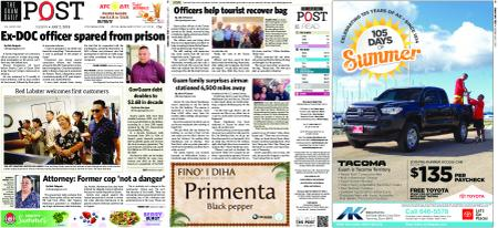 The Guam Daily Post – July 02, 2019