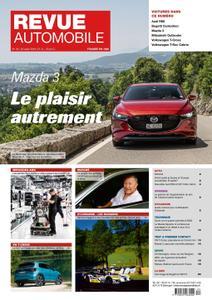 Revue Automobile – 22 août 2019