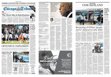 Chicago Tribune – October 21, 2019