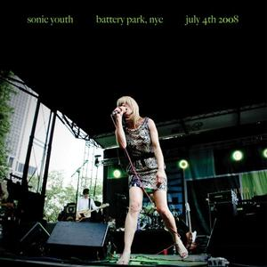 Sonic Youth - Battery Park, NYC: July 4th 2008 (2019)