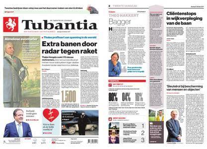 Tubantia - Enschede – 10 oktober 2017