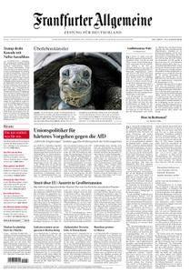 Frankfurter Allgemeine Zeitung F.A.Z. - 03. September 2018
