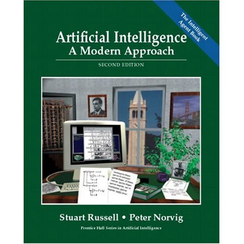 Artificial Intelligence: A Modern Approach (2nd Edition) by Stuart Russell [Repost]