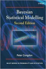 Bayesian Statistical Modelling (repost)
