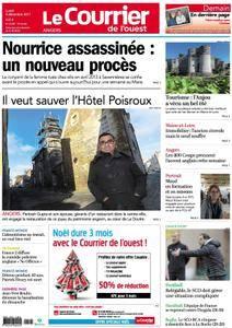 Le Courrier de l'Ouest Angers - 04 décembre 2017