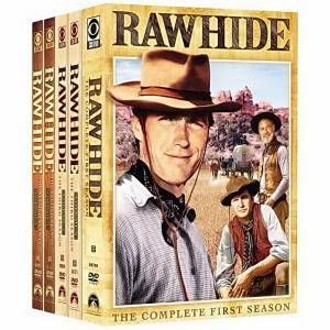 Rawhide - The Complete First Season (1959)