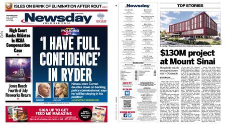 Newsday – June 22, 2021