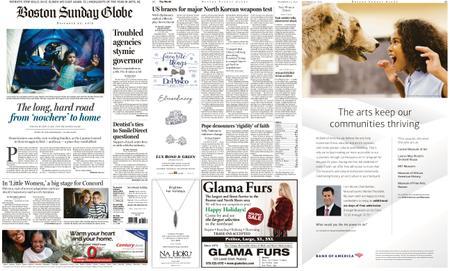 The Boston Globe – December 22, 2019