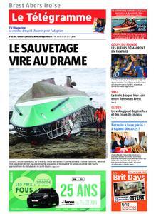 Le Télégramme Brest Abers Iroise – 08 juin 2019