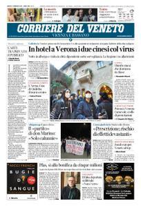 Corriere del Veneto Vicenza e Bassano – 01 febbraio 2020