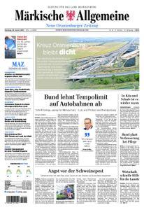 Neue Oranienburger Zeitung - 29. Januar 2019