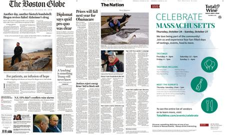 The Boston Globe – October 23, 2019