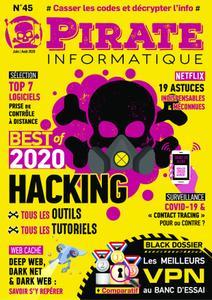 Pirate Informatique - mai 2020