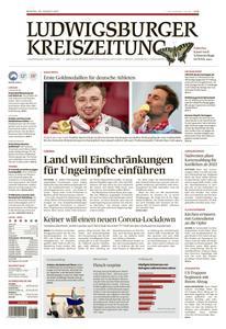 Ludwigsburger Kreiszeitung LKZ - 30 August 2021