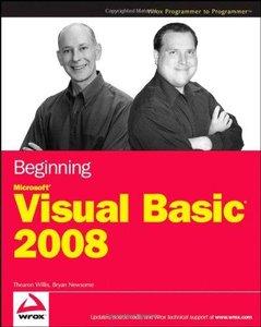 Beginning Microsoft Visual Basic 2008 (repost)
