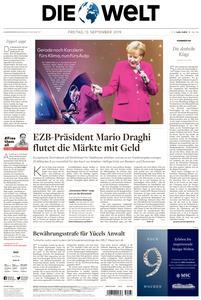 Die Welt - 13 September 2019