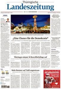 Thüringische Landeszeitung – 23. Dezember 2019