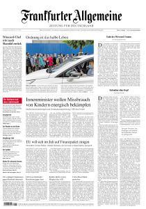 Frankfurter Allgemeine Zeitung - 20 Juni 2020