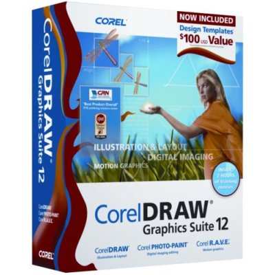 CorelDRAW Graphics Suite 12