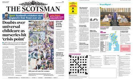 The Scotsman – June 11, 2018