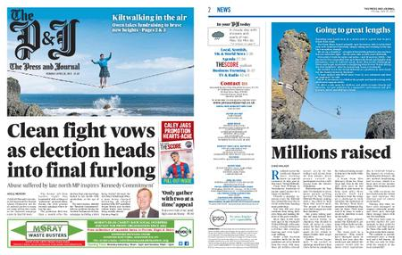 The Press and Journal Moray – April 26, 2021
