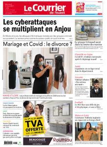 Le Courrier de l'Ouest Angers – 03 mars 2021