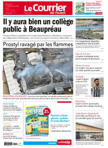 Le Courrier de l'Ouest Cholet – 01 septembre 2021