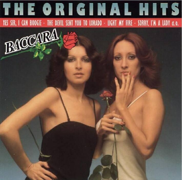 Baccara - The Original Hits (1993)