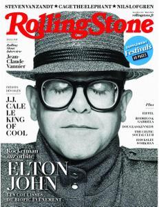 Rolling Stone France - mai 2019