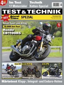 Motorradfahrer Spezial - Test & Technik 2019
