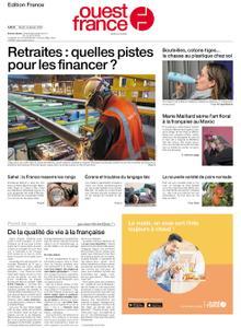 Ouest-France Édition France – 14 janvier 2020