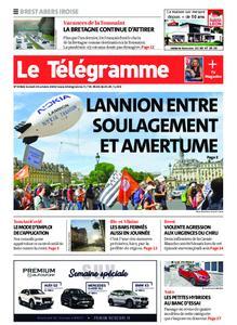 Le Télégramme Brest Abers Iroise – 24 octobre 2020
