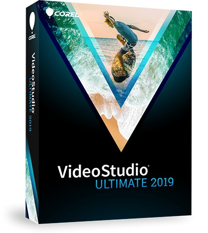 Corel VideoStudio Ultimate 2019 v22.2.0.392 Multilingual