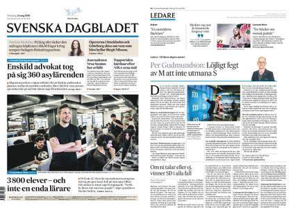 Svenska Dagbladet – 21 maj 2018