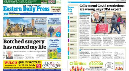 Eastern Daily Press – April 27, 2021