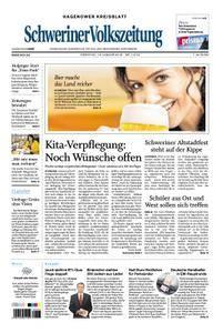 Schweriner Volkszeitung Hagenower Kreisblatt - 16. Januar 2018