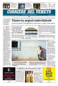 Corriere del Veneto Vicenza e Bassano – 10 gennaio 2019