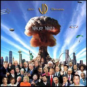 John Demarkis - Wacky World (2018)