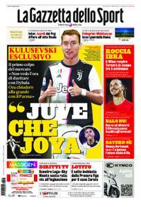 La Gazzetta dello Sport Roma – 27 maggio 2020