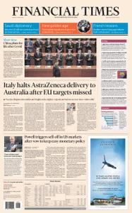Financial Times USA - March 5, 2021