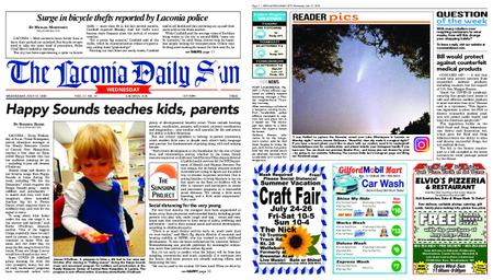 The Laconia Daily Sun – July 22, 2020